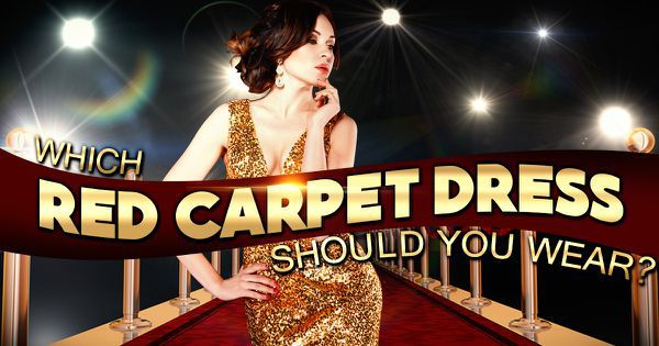 Which Red Carpet Dress Should You Wear?