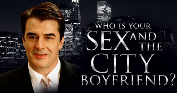 "Who Is Your ""Sex And The City"" Boyfriend?"