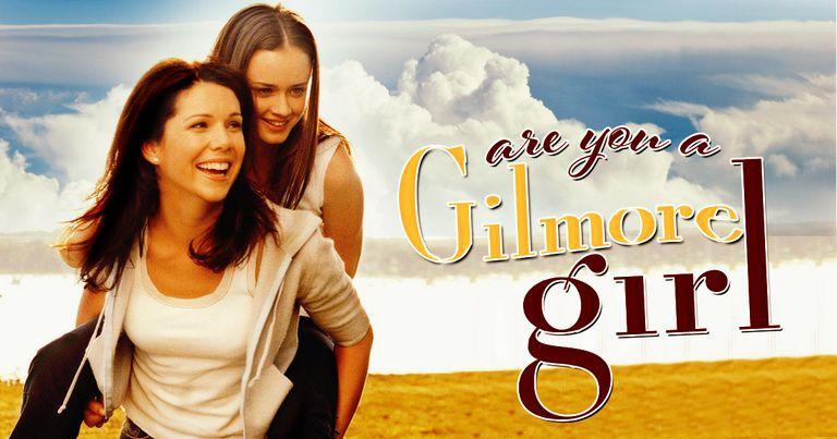 Are You A Gilmore Girl?