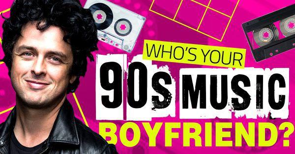 Who's Your 90s Music Boyfriend?